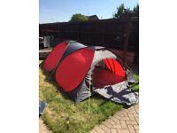 Lichfield YANA 3 Men Pop Up Tent