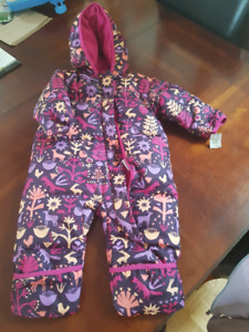 One piece Colombia winter suit 6 12 months