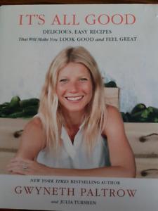 Gwyneth Paltrow's.   It's All Good Cookbook