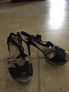 Vincent Camuto high heel shoes