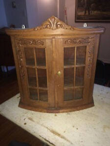curio vitré Antique