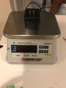 Certified Scale Retail