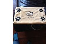 Pet nap heat mat non chew lead good for puppy's kittens