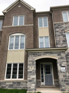 Townhouse for Rent: Brand new and available immediately