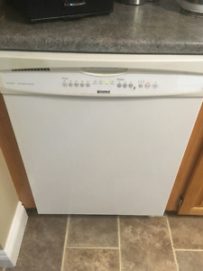 kenmore ultra wash quiet guard dishwasher