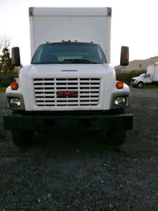 04 GMC Straight Truck For sale - LOW KM
