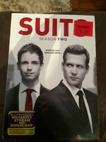 DVD Suits season 2 and 3