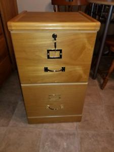 2 Drawwer File Cabinet