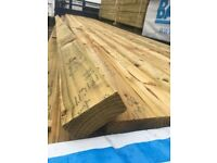 4x2 Treated Timber