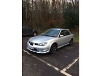 Subaru Impreza 2.0 r (low miles) 55 plate ( don't get caught in the snow)!!