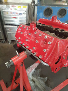 Fresh build, 59a block. Will fit up to 1948 Ford or Mercury cars