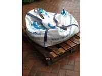 1/4 tonne of building sand free to good home