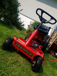 """30"""" Snapper Riding Lawnmower"""