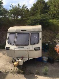 Caravan ideal for project