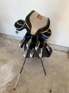 Golf Set - Callaway X20 combo irons w/ Driver and Stand Bag