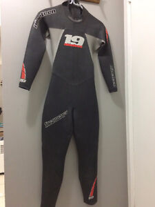 Nineteen Frequency Wetsuit (Size: Medium)