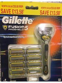 Men's razor + blades