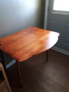 Older Drop Leaf Table