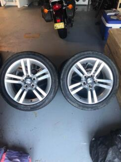 Car wheels Dudley Lake Macquarie Area Preview