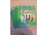 Oxford reading tree project X book collection