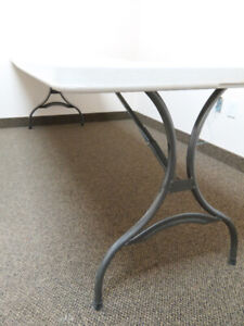 8 Foot Fold Up Table For Sale