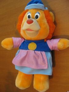 GUMMI BEARS GRAMMI GUMMI BEAR FISHER PRICE VINTAGE 1985 DISNEY