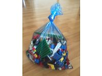 1kg bags of Lego