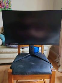 "27"" curved gaming monitor MSI Optix MAG272 CQR"