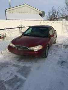 For sale by owner-1998 Ford Contour V6 Sedan
