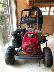 Karcher G 3100 XH 3100 PSI Pressure Washer Honda Engine
