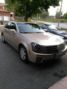 Cadillac CTS 2006 excellent condition, Low KM