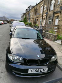 image for BMW 118d 2008 Black