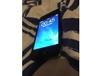 Iphone 4 16gb o2 smart phone