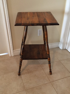 Wooden Table / Planter