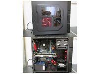★8-Core/SSD/HDD/8GB/GTX 580/ Wireless Gaming Tower★