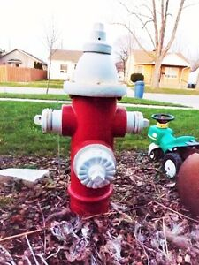 1925 Fire Hydrant