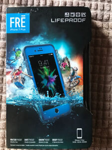 FRE Lifeproof  Case for IPhone 7/8 Plis