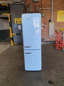 Smeg FAB32 Fridge Freezer - Blue or Cream