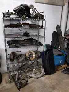 ***** PORSCHE 911 CARRERA C2 PART OUT PARTS SALVAGE C4 ****