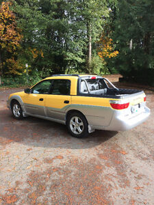 2003 Subaru Baja SUV, Crossover