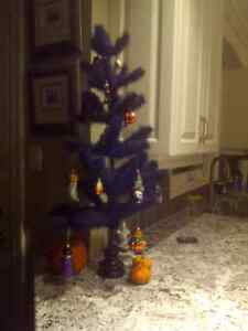 """Halloween Spooky Tree Black bendable branches 36"""" tall Kitchener / Waterloo Kitchener Area image 2"""