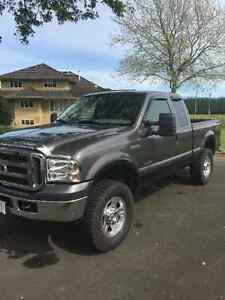 2005 Ford F-350 Pickup Truck Bulletproofed