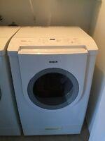 Bosch washer & dryer - moving sale