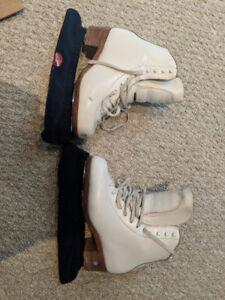 Jackson Figure skates size 5 1/2 B