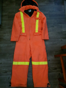 AGO Insulated coveralls