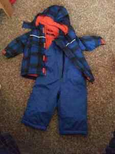 12 to 18 month snow suit  Strathcona County Edmonton Area image 1