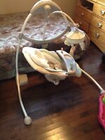 Electric Power Baby Swing