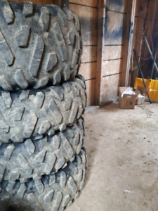 BIG HORN atv tires