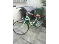 Practically brand new bike for sale