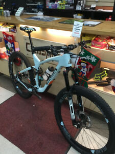 Marin Mount Vision Pro 2016 XTR Carbone Large